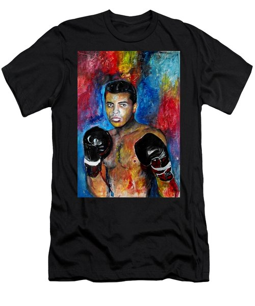 Muhammad Ali Men's T-Shirt (Athletic Fit)