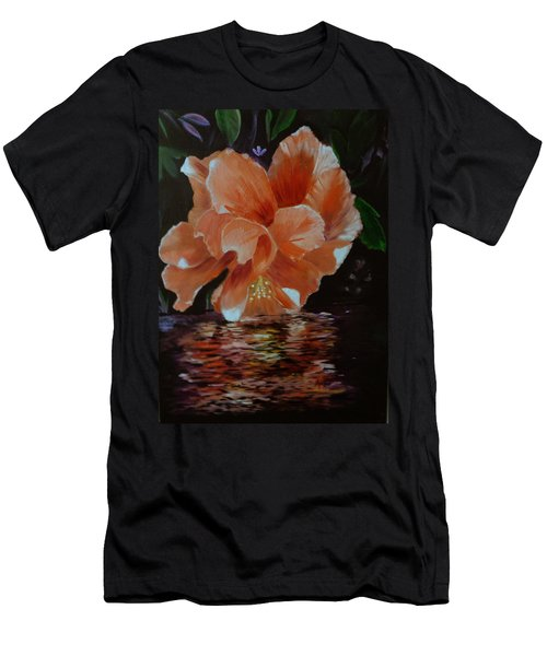 My Hibiscus Men's T-Shirt (Athletic Fit)