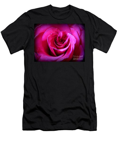 My Rose Men's T-Shirt (Athletic Fit)