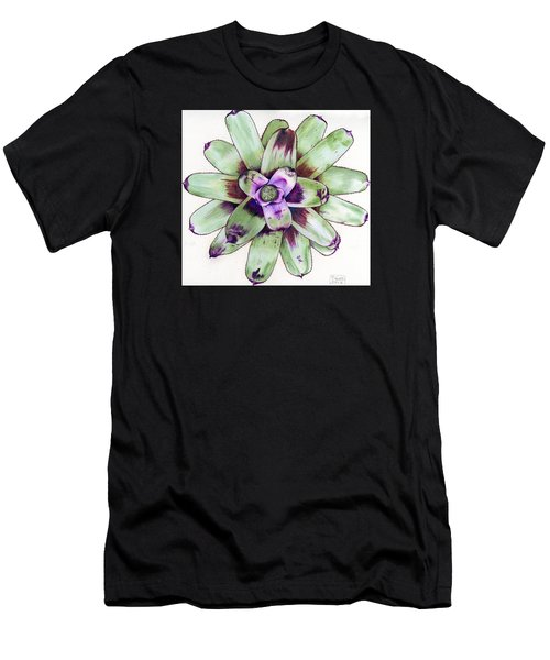 Neoregelia 'painted Delight' Men's T-Shirt (Athletic Fit)