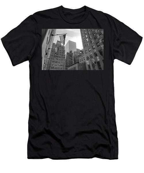 New York City Men's T-Shirt (Athletic Fit)