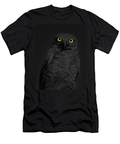 Night Stare Men's T-Shirt (Athletic Fit)