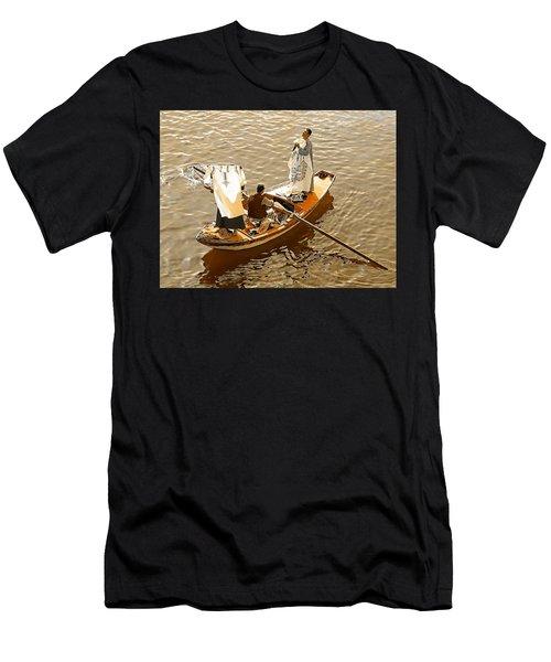 Nile River Merchants Men's T-Shirt (Athletic Fit)