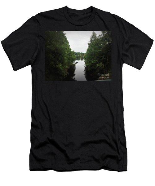 Nissan River Rapids Men's T-Shirt (Athletic Fit)