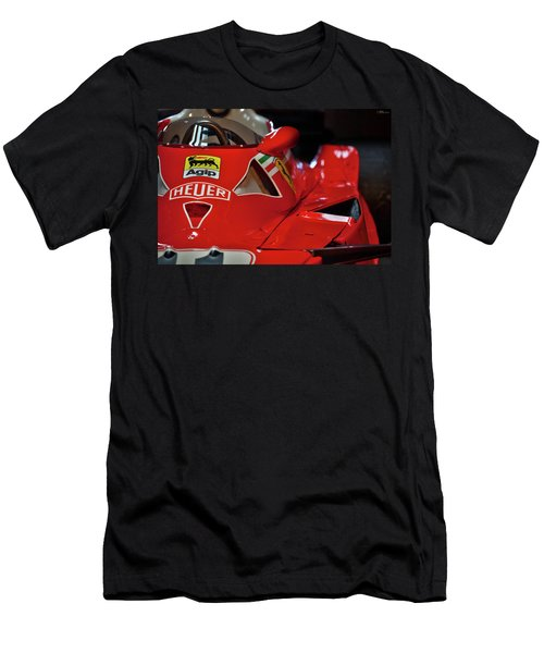 Number 11 By Niki Lauda #print Men's T-Shirt (Athletic Fit)
