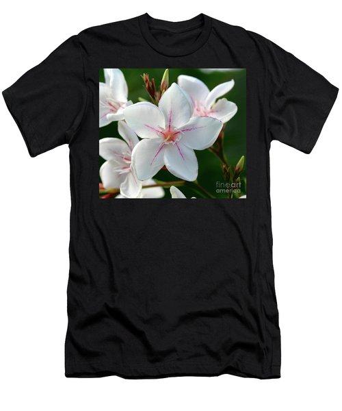 Oleander Harriet Newding  2 Men's T-Shirt (Slim Fit) by Wilhelm Hufnagl