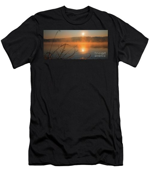 One Autumn Day At Ognyanovo Dam Men's T-Shirt (Athletic Fit)