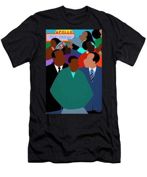 Origin Of The Dream Men's T-Shirt (Athletic Fit)