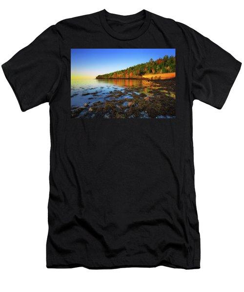 Otter Cove Men's T-Shirt (Athletic Fit)