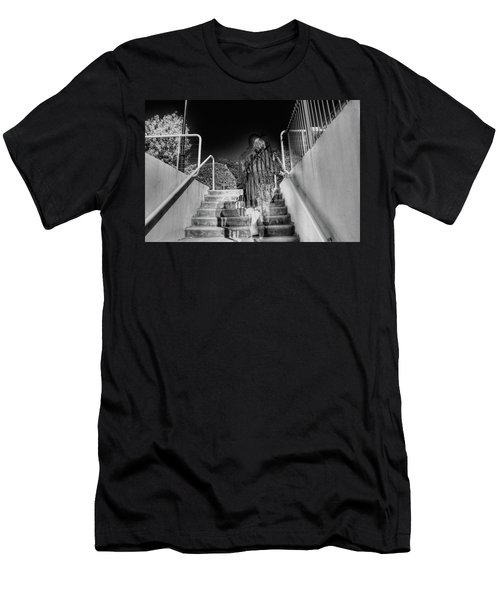 Men's T-Shirt (Slim Fit) featuring the photograph Out Of Phase by Andy Lawless