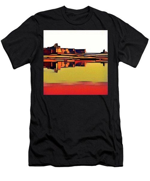 Padre Bay Men's T-Shirt (Athletic Fit)