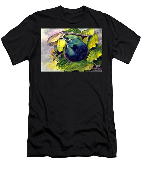 Paradise Bird Men's T-Shirt (Athletic Fit)