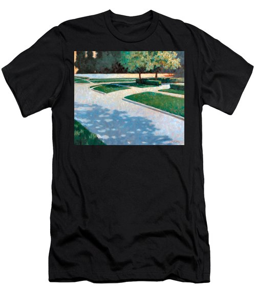 Parking Lot Men's T-Shirt (Athletic Fit)