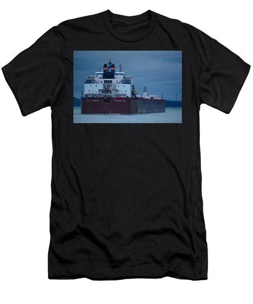 Paul R. Tregurtha Men's T-Shirt (Athletic Fit)