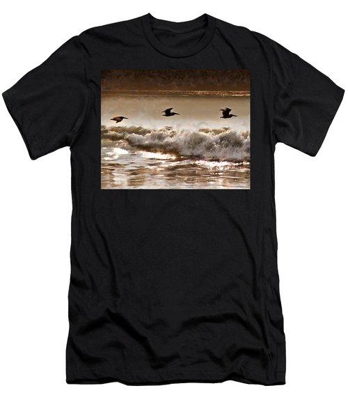 Pelican Patrol Men's T-Shirt (Athletic Fit)