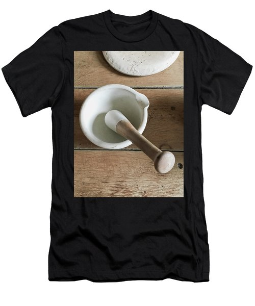 Pestle And Mortar Men's T-Shirt (Athletic Fit)