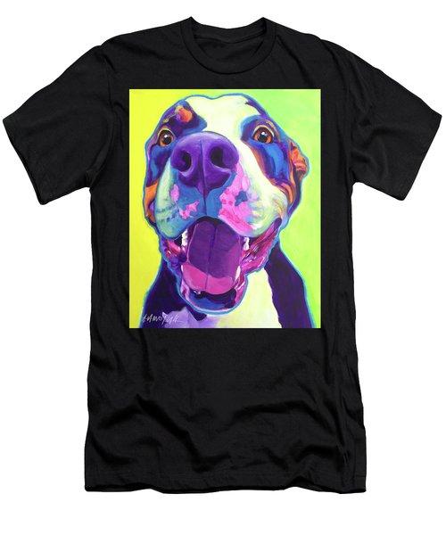 Pit Bull - Mayhem Men's T-Shirt (Athletic Fit)