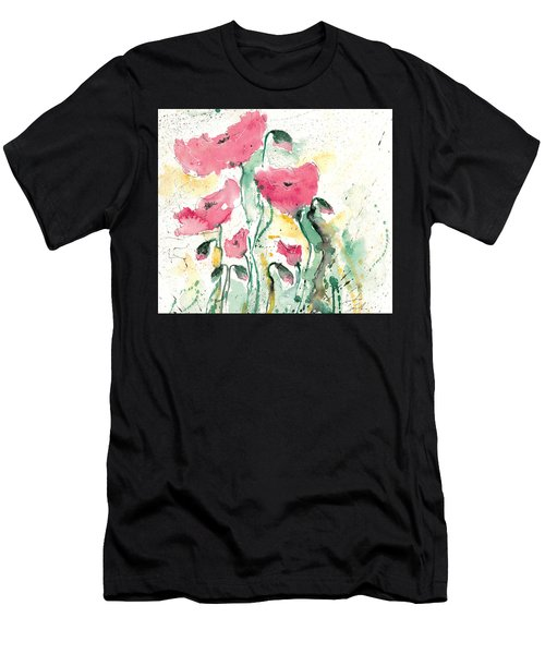 Poppies 10 Men's T-Shirt (Athletic Fit)