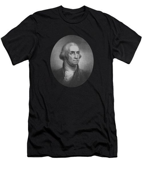 President George Washington Men's T-Shirt (Athletic Fit)