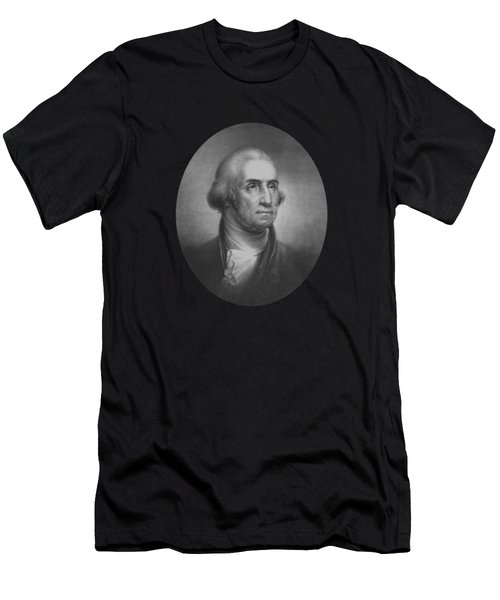 President George Washington Men's T-Shirt (Athletic Fit)
