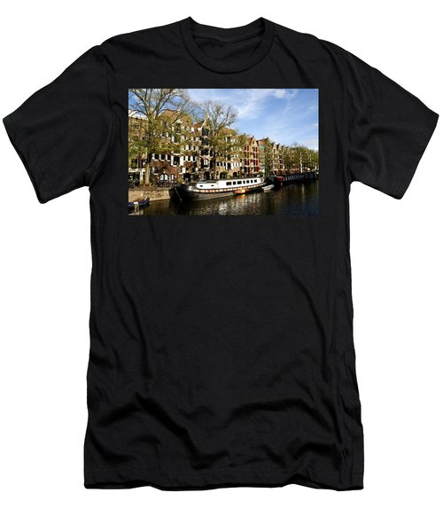 Prinsengracht Men's T-Shirt (Athletic Fit)