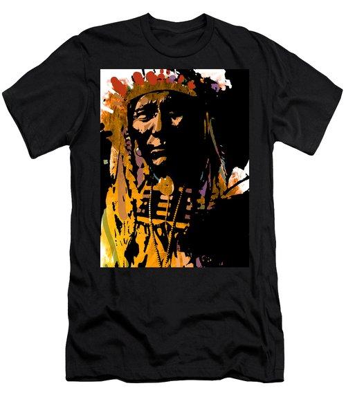 Proud Chief Men's T-Shirt (Athletic Fit)