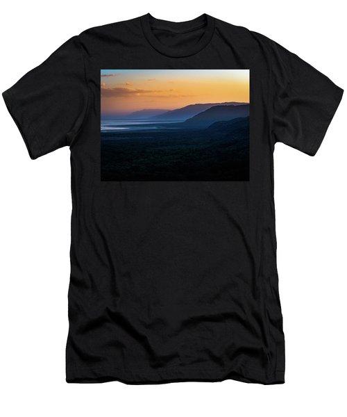 Quiet Beauty Men's T-Shirt (Athletic Fit)