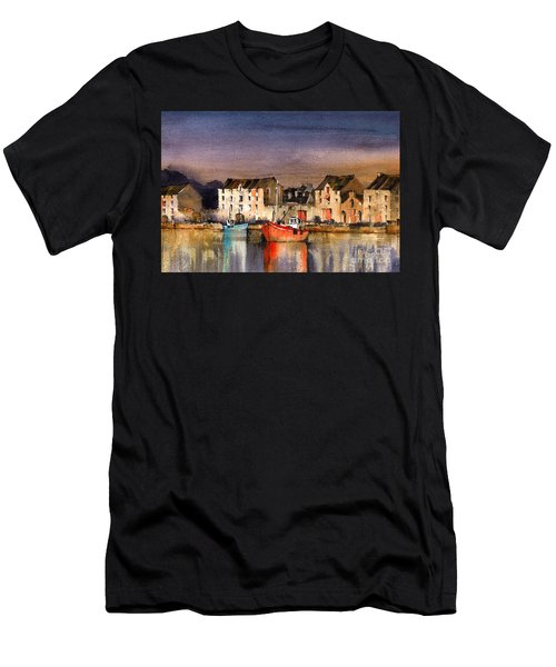 Ramelton Dusk, Donegal. Men's T-Shirt (Athletic Fit)