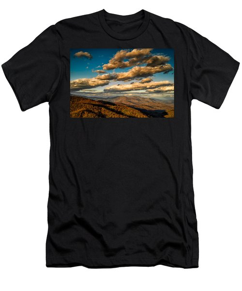 Reaching For The Light Men's T-Shirt (Athletic Fit)
