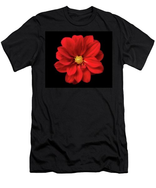 Red Summer Memory 2 Men's T-Shirt (Athletic Fit)