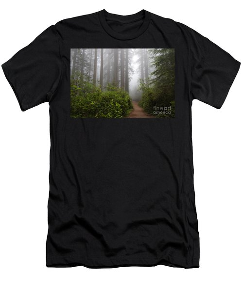 Redwood Grove Men's T-Shirt (Athletic Fit)