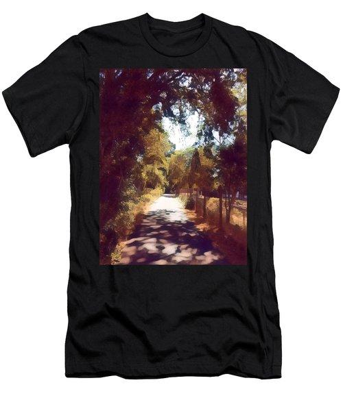 Riverside Park Men's T-Shirt (Athletic Fit)