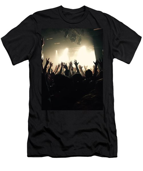 Rock And Roll Men's T-Shirt (Athletic Fit)