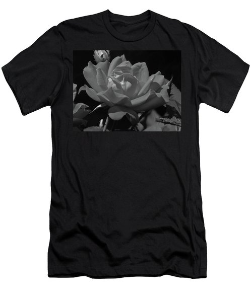 Rosey Bloom Men's T-Shirt (Athletic Fit)