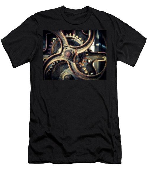 Rust Never Sleeps Men's T-Shirt (Athletic Fit)