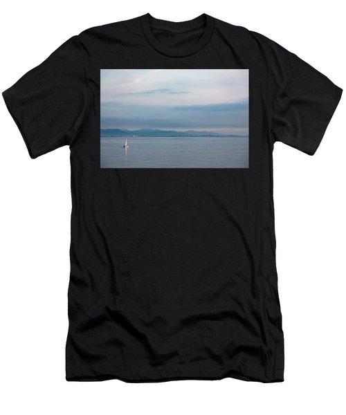 Sailing To Shore Men's T-Shirt (Athletic Fit)