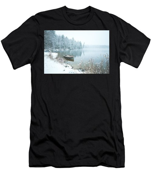 Saltmarsh Pond Men's T-Shirt (Athletic Fit)