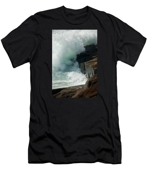 Salty Froth Men's T-Shirt (Athletic Fit)