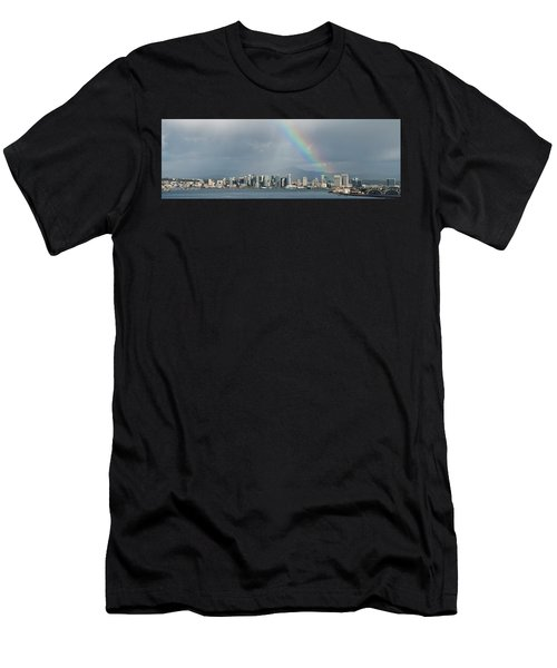 San Diego Men's T-Shirt (Athletic Fit)