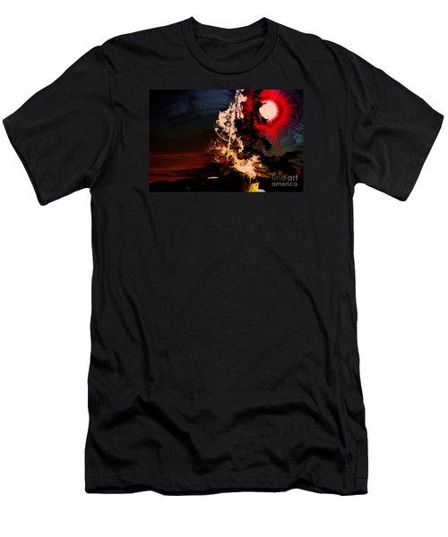 Sechelt Tree Men's T-Shirt (Athletic Fit)