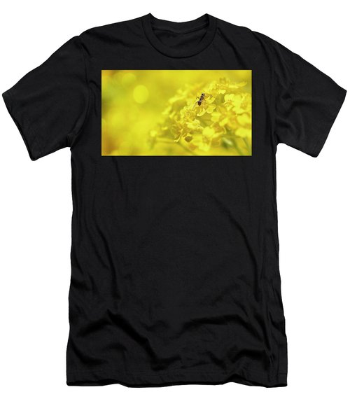 Set The Controls For The Heart Of The Sun Men's T-Shirt (Athletic Fit)