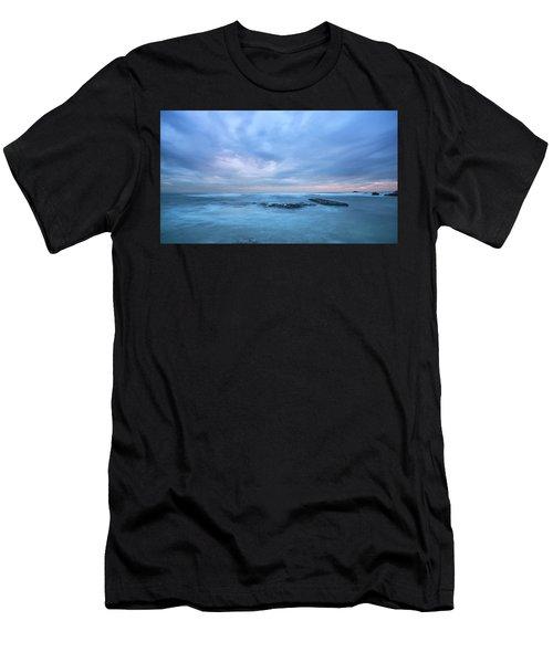 Silk Men's T-Shirt (Athletic Fit)