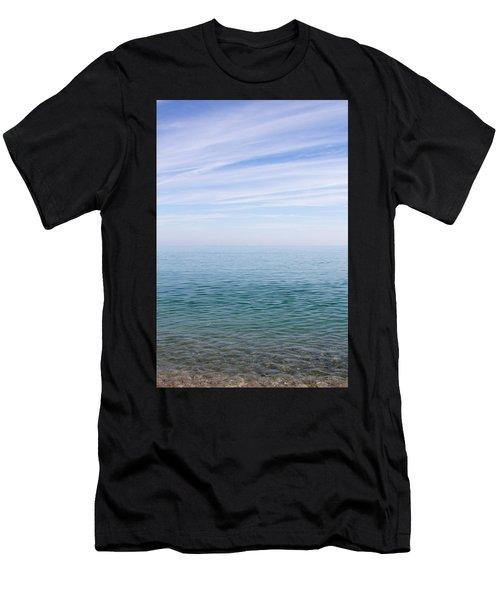 Sky To Shore Men's T-Shirt (Athletic Fit)
