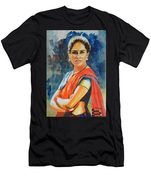 Smita Men's T-Shirt (Athletic Fit)