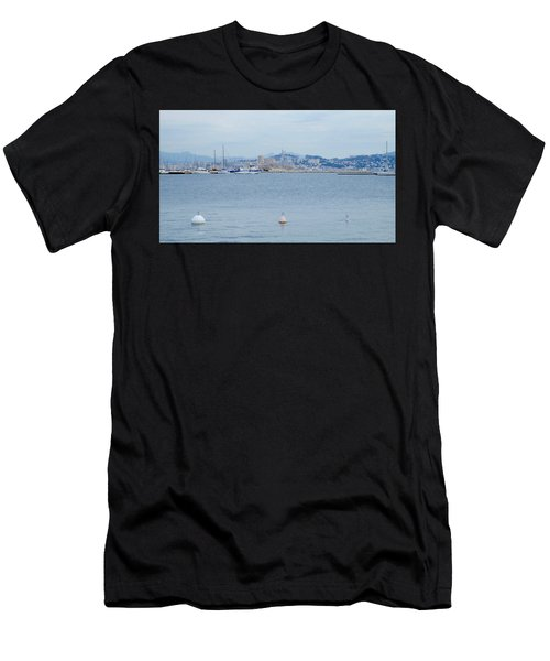 So Near And So Far Men's T-Shirt (Athletic Fit)