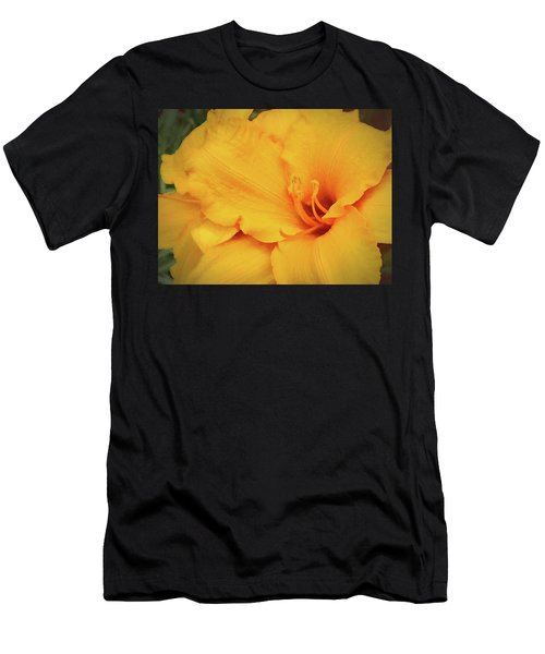 Softly And Tenderly  Men's T-Shirt (Athletic Fit)