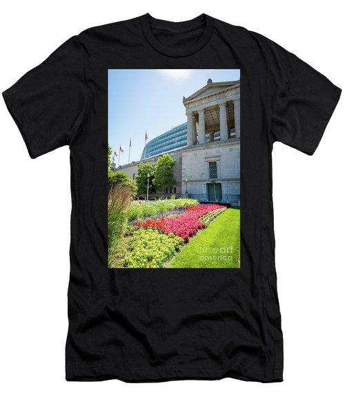 Soldier Field Men's T-Shirt (Athletic Fit)