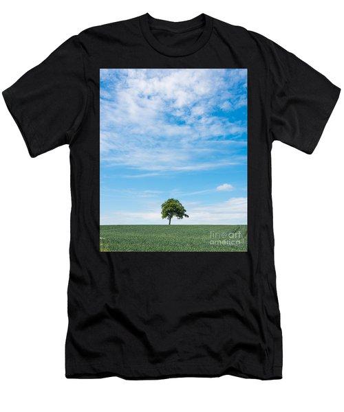 Solo Tree Men's T-Shirt (Athletic Fit)