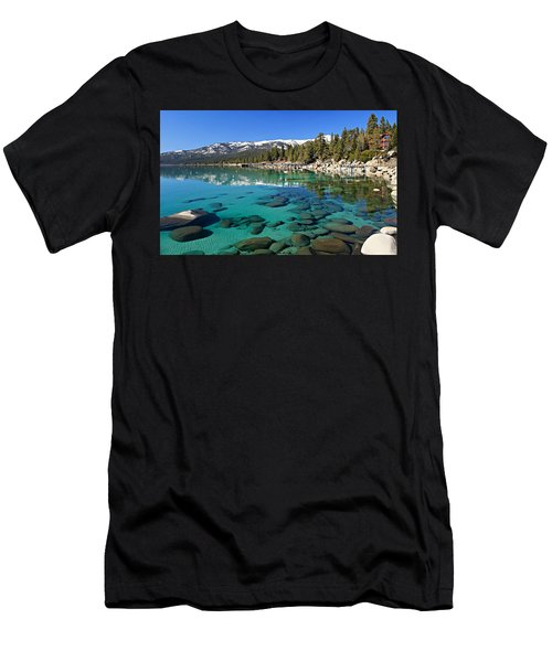 Spring Clarity Men's T-Shirt (Athletic Fit)