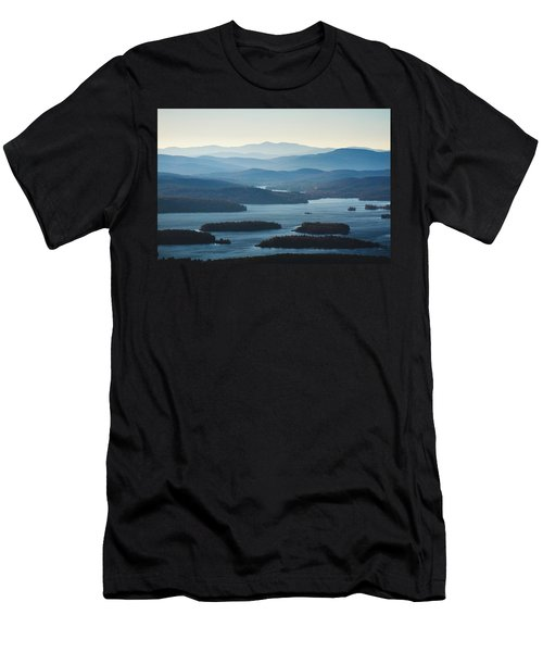 Squam Lake Men's T-Shirt (Athletic Fit)